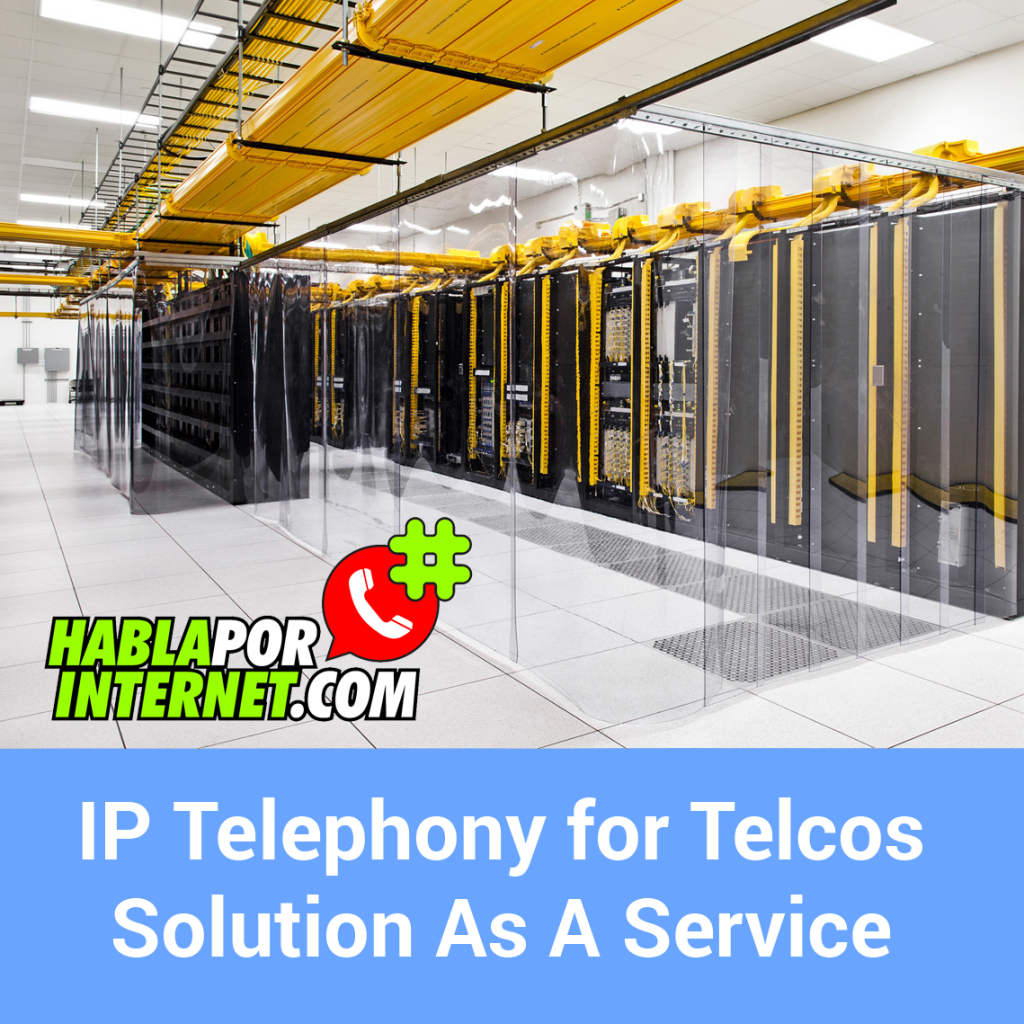 Solution As a Service for VoIP IP Telephony